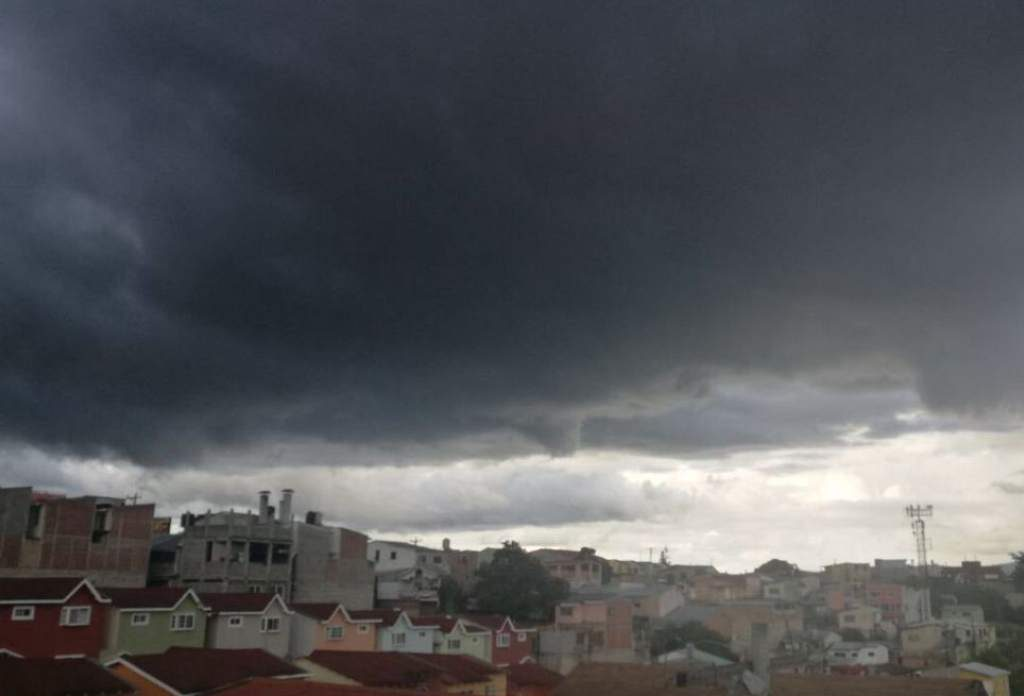 Condiciones lluviosas en Honduras