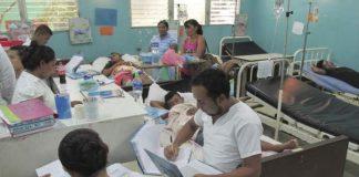 Muertes por dengue en Honduras