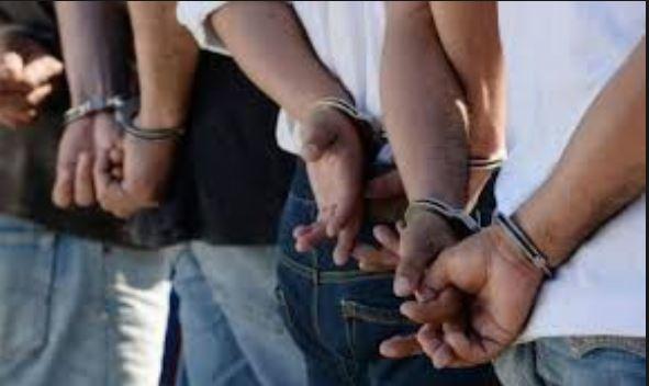 Detenciones en Honduras