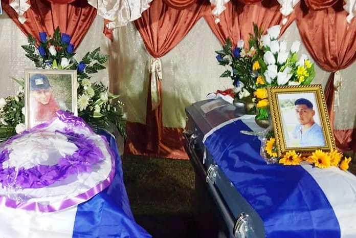 Hondureños fallecidos en Estados Unidos