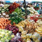 Bajas y aumentos en Ferias del Agricultor