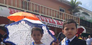 Desfiles en Gracias
