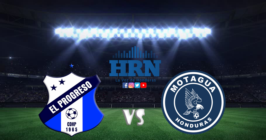 Honduras Progreso vs Motagua