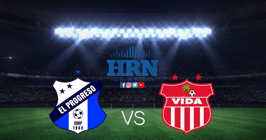 Honduras Progreso vs Vida