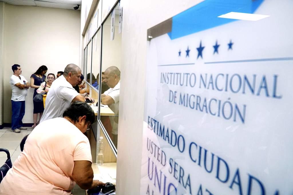 Horario de atención en el Instituto de Migración durante Semana Morazánica, aquí