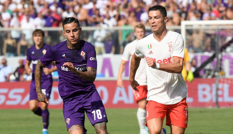 Juventus empató 0-0 ante Fiorentina