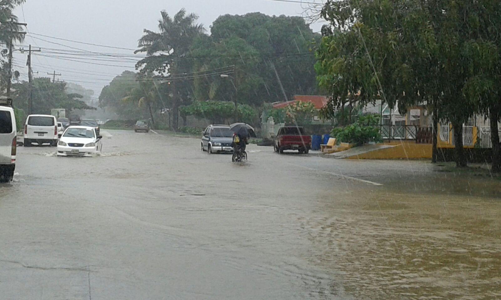 Para hoy se espera el ingreso de una onda tropical al territorio nacional