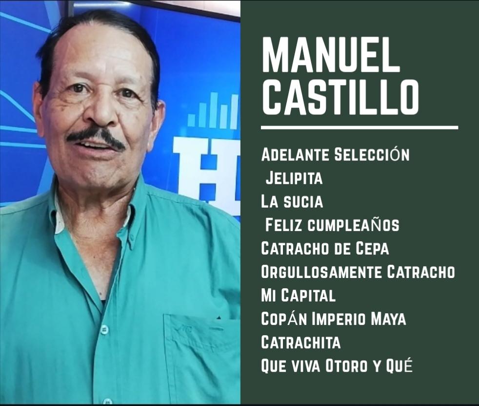 Manuel Castillo Girón, el poeta y genio de la música hondureña