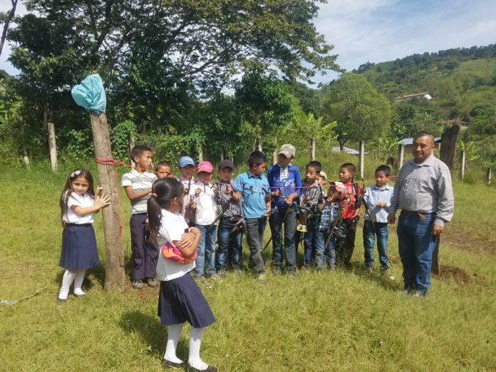 Celebración del Día del Niño Erandique