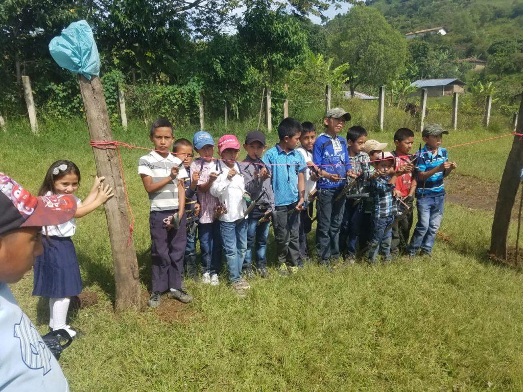 Celebración Día del Niño Honduras