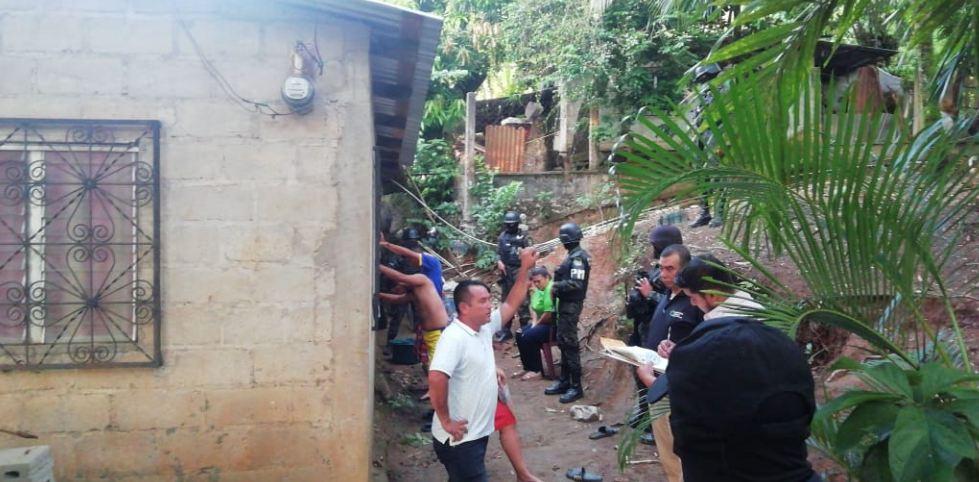 """En marcha """"Operación Minerva"""" en el Norte de Honduras"""