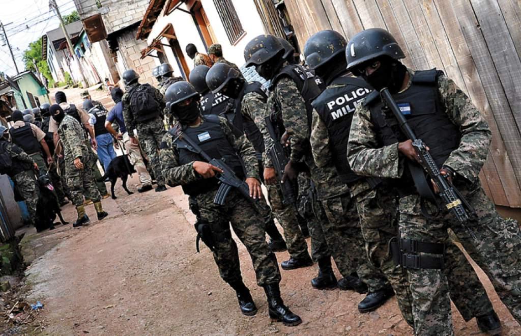 """En marcha la """"Operación Pitco"""" en Honduras"""