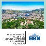 Celebración 441 aniversario de fundación Tegucigalpa