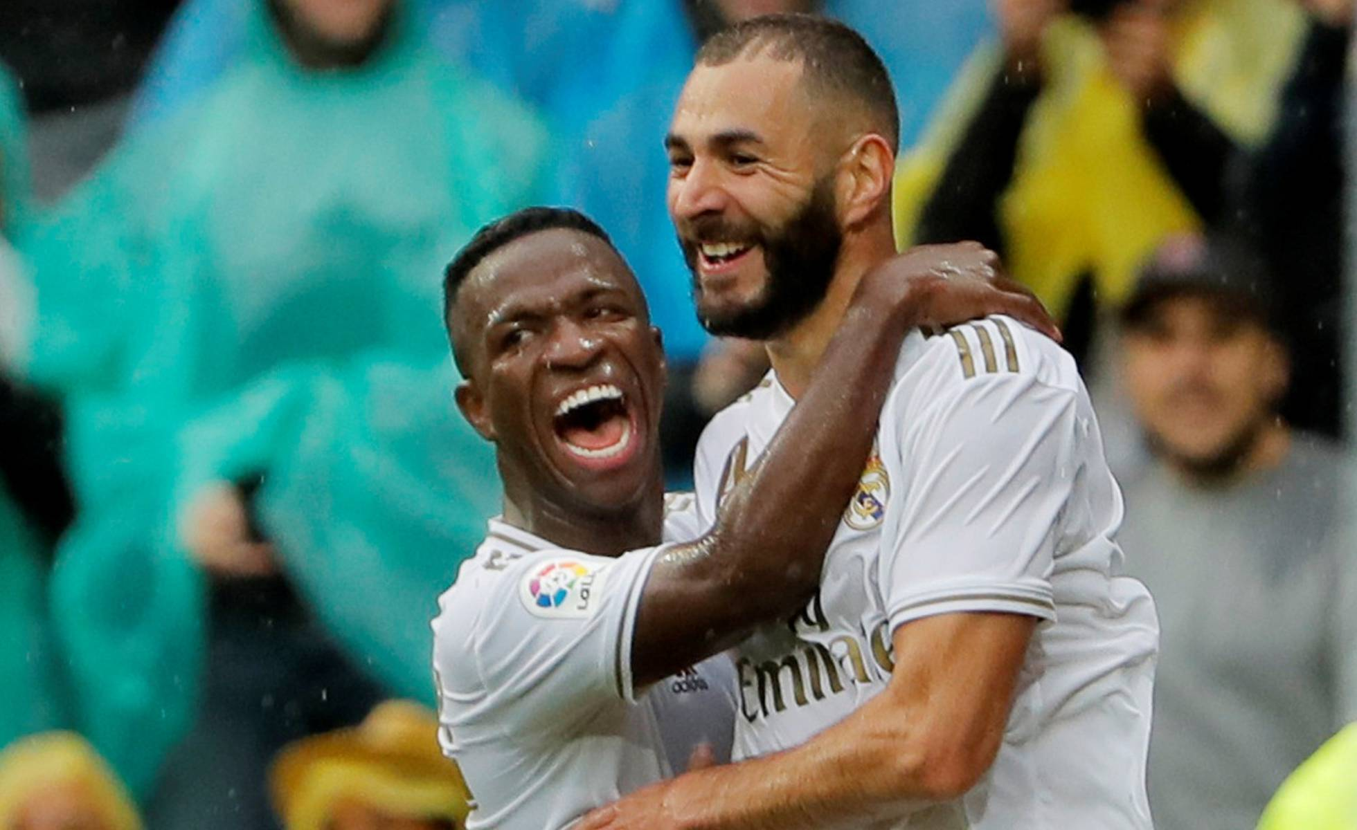 El Real Madrid gana 3-2 al Levante