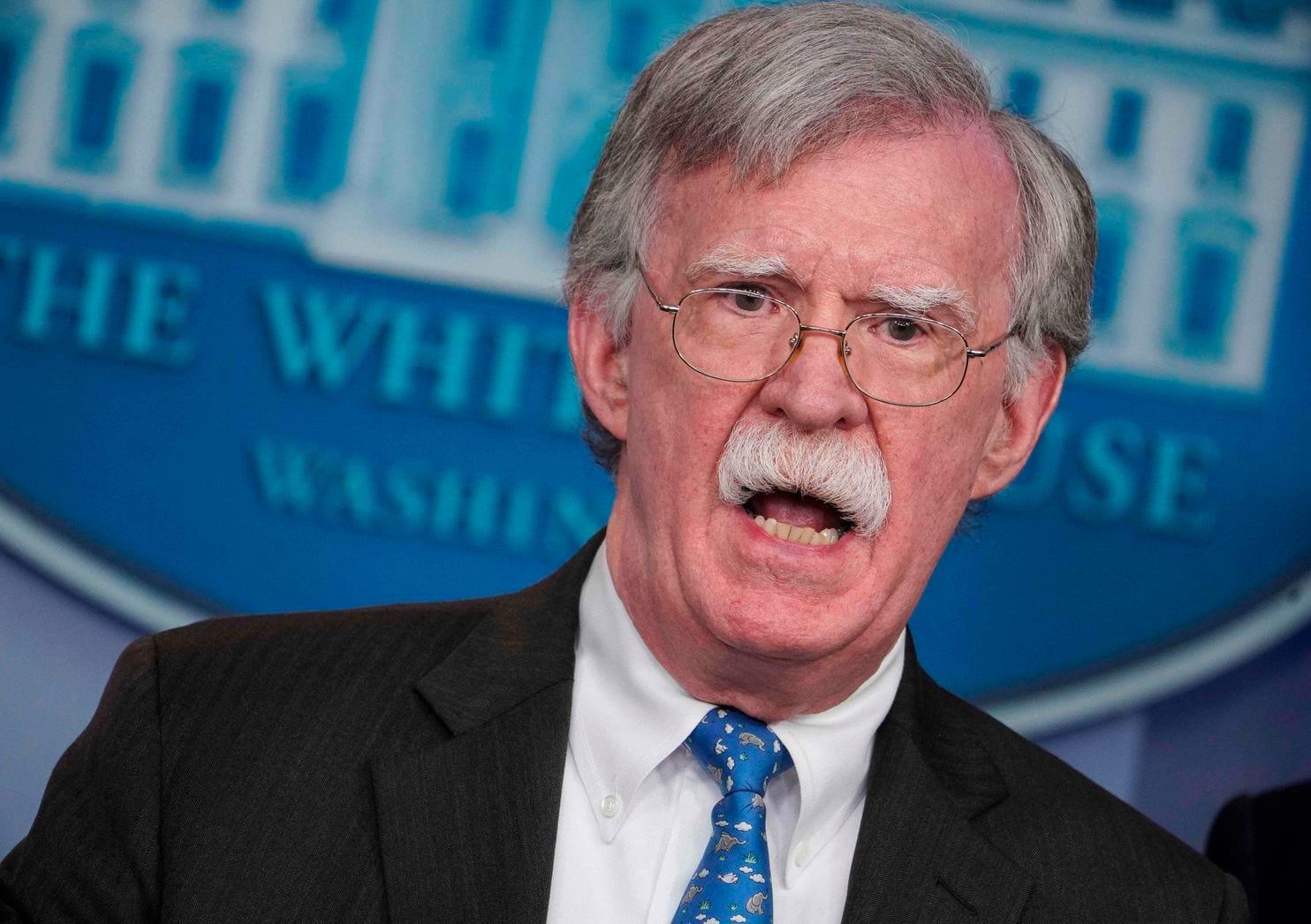 Trump cesa a su asesor de Seguridad Nacional, John Bolton