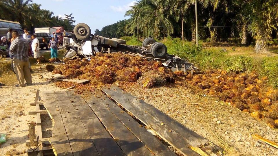 Un muerto y un herido deja accidente vial en El Progreso, Yoro