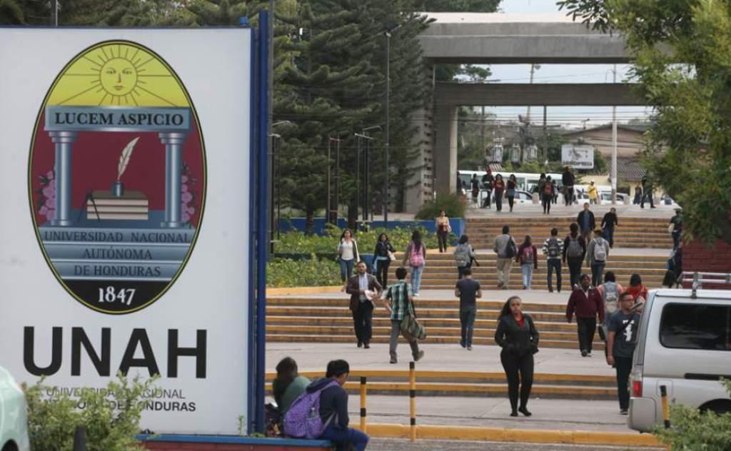 Feriados en la UNAH, octubre 2019