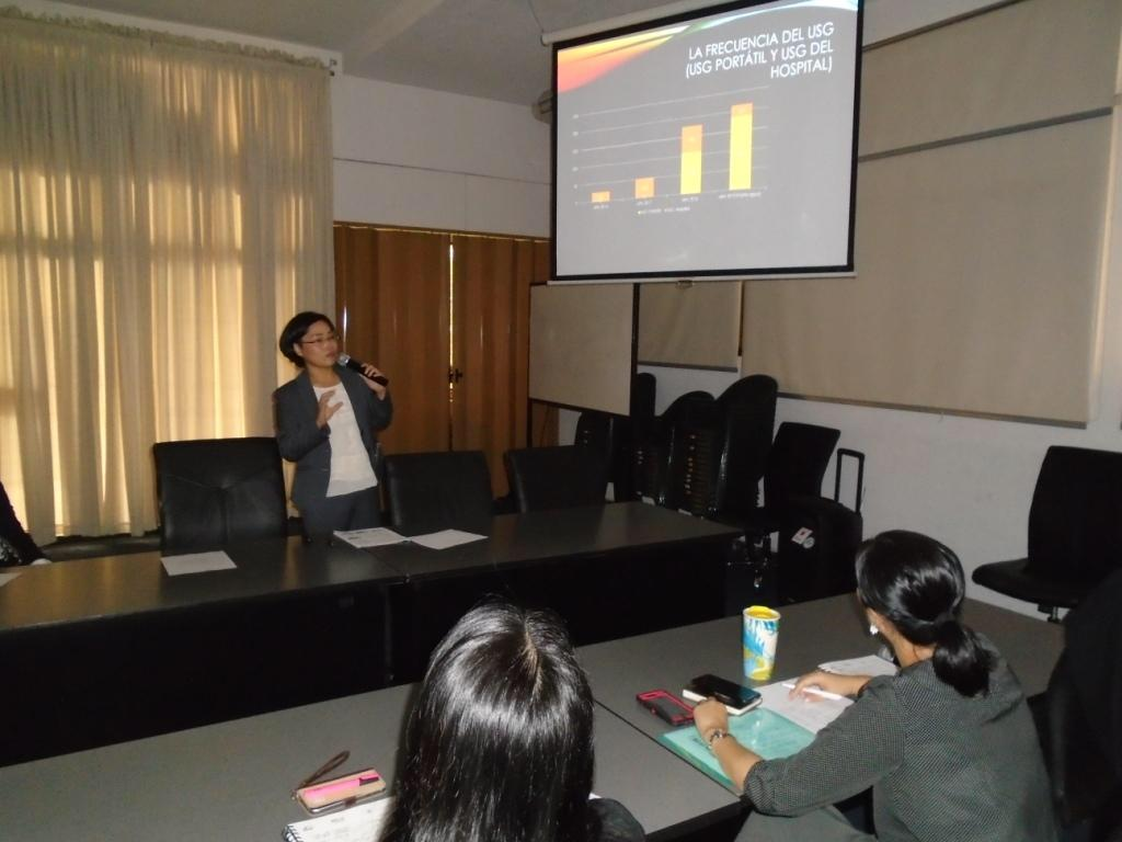 Voluntarios de JICA presentan informe final de misión en Honduras