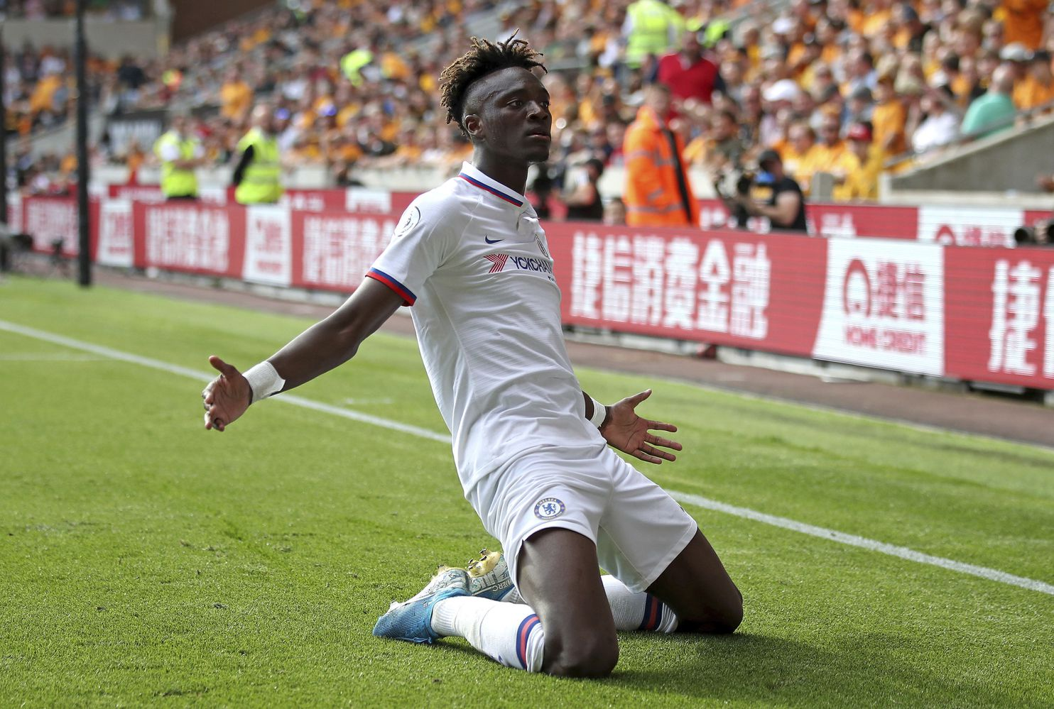 Chelsea golea al Wolverhampton 5-2