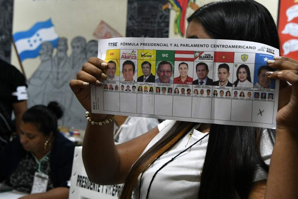 Procesos electorales: ¿Legitimidad y transparencia?