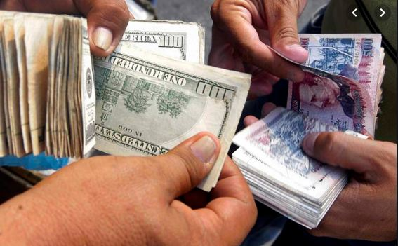 En cinco centavos se ha devaluado  el lempira frente al dólar en septiembre