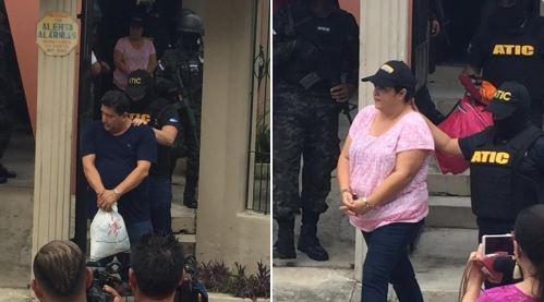 Detención Judicial para pareja por Lavado de Activos.