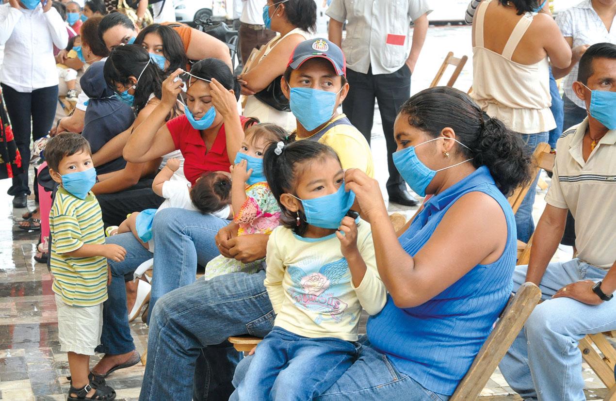 Incrementan los casos de influenza en San Pedro Sula