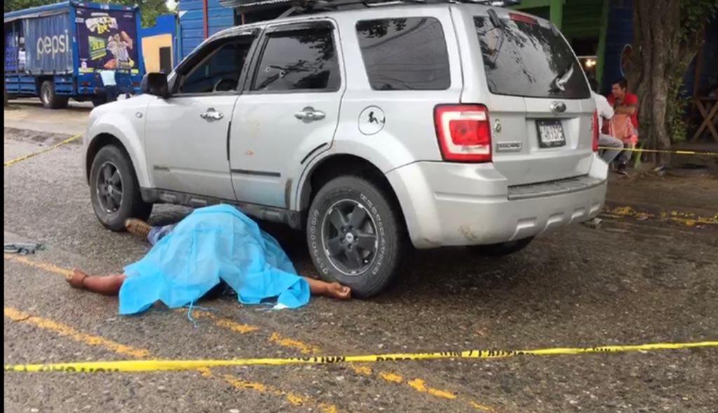 Muerto en balacera en SPS