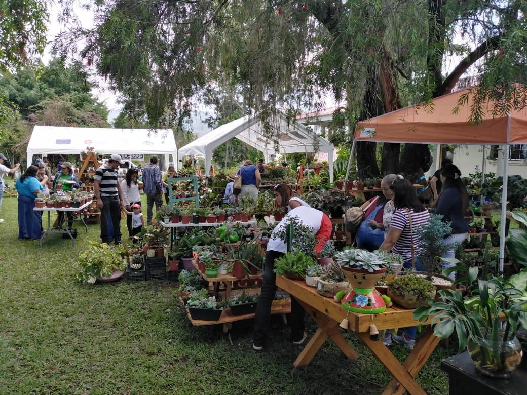 Comienza el Festival de las Flores en Siguatepeque