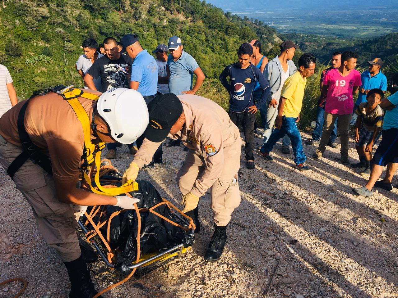 Muere hombre tras precipitarse a hondonada en El Ocotillo, La Paz