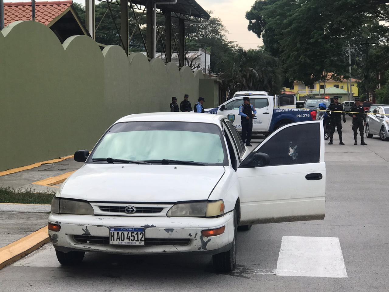 Matan a pastor en San Pedro Sula