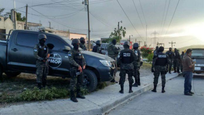 Operativos del Ministerio Público.