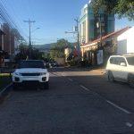 Balacera en San Pedro Sula.