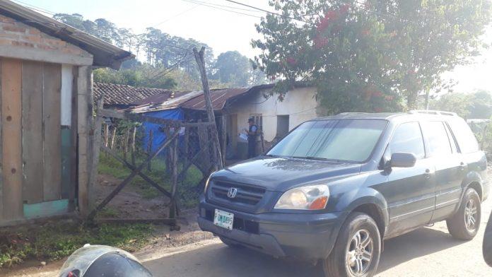 Suicidios en Honduras