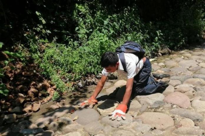 Niño con parálisis cerebral inspiración para muchos, conoce su historia