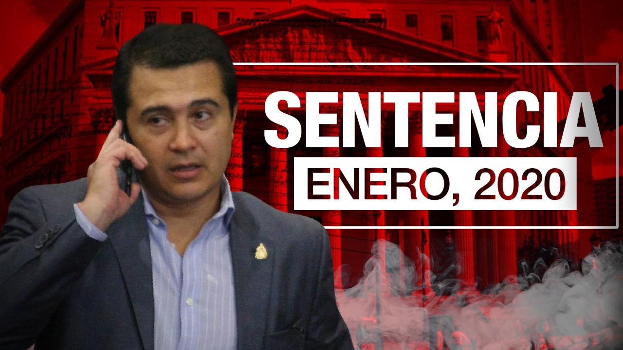 El 17 de enero de 2020 leerán las sentencias de culpabilidad a Tony Hernández