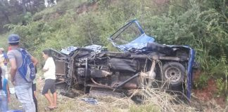 En aparatoso accidente vial muere enfermera que realizaba servicio social en Morocelí, Honduras