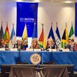 Ministros de Seguridad de las América buscan hacer frente a generadores de violencia e inseguridad