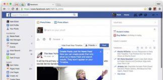 Facebook lidera el consumo de noticias entre las redes sociales
