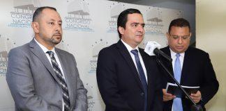 Mario Pérez: Me sorprende que profesionales del derecho no conozcan los procedimientos legislativos
