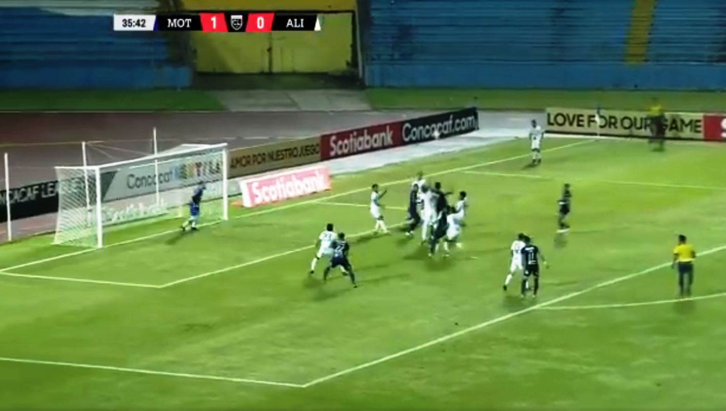 Motagua FC avanza la final de SCl derrotando al alianza