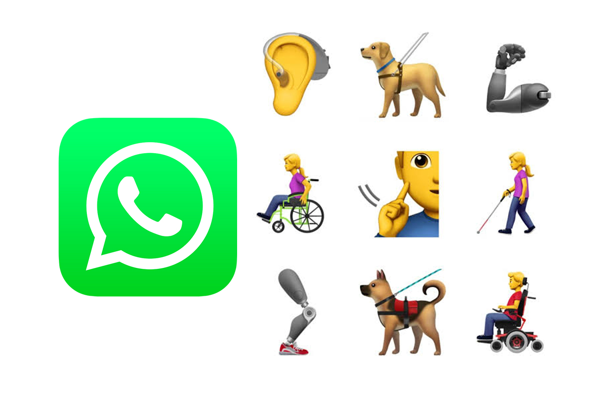 Nuevos emojis llegan a iPhone