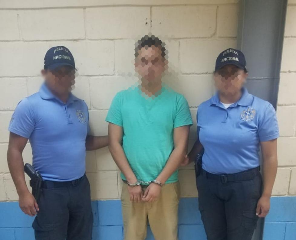 Cae sospechoso de abusar sexualmente de su prima de 7 años en Tegucigalpa, Honduras