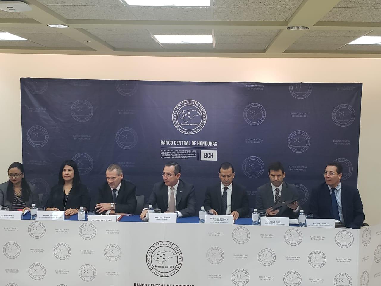 Acuerdo Honduras y FMI