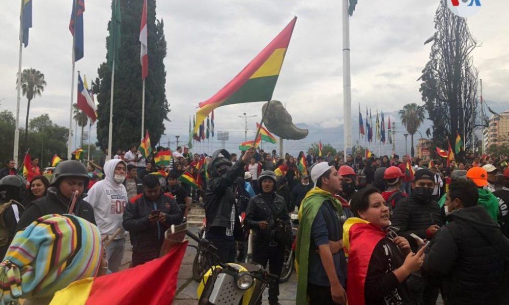 Honduras aboga por un diálogo en Bolivia, para una transición constitucional, tras renuncia de Evo Morales
