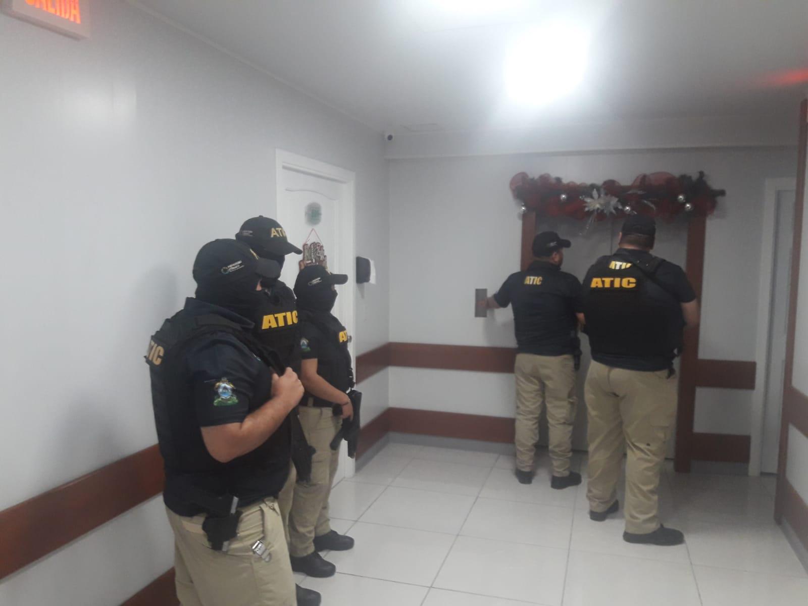Por problemas de salud, reprograman audiencia contra el alcalde de Choloma, Leopoldo Crivelli