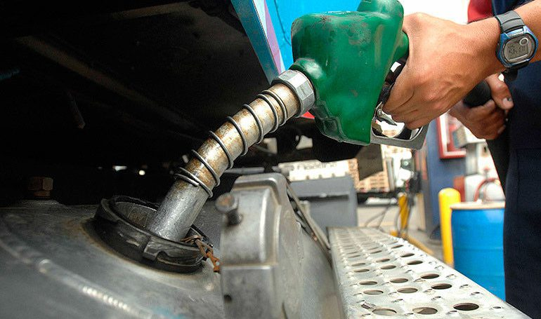 Consumo de combustible en Honduras.