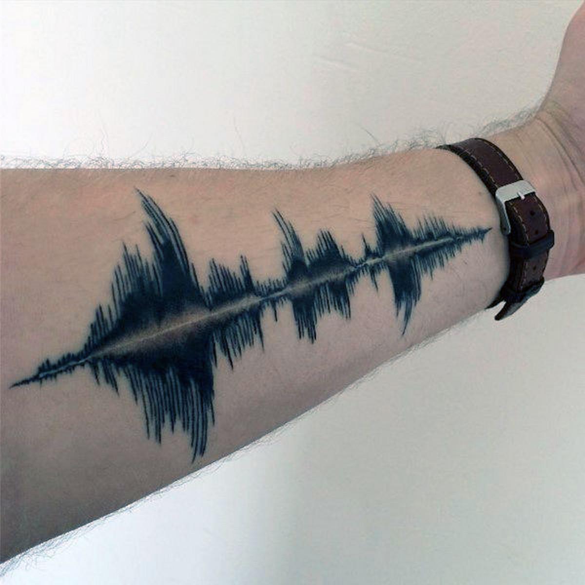 Así funcionan los tatuajes con sonido incorporado (vídeo)
