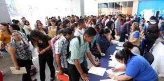 Desempleo en Honduras.