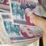 Para 2020 la diferencia entre entradas y salidas de dinero llegaría a 22,000 millones.